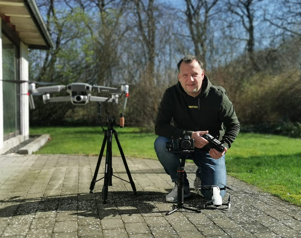 Certificeret dronepilot